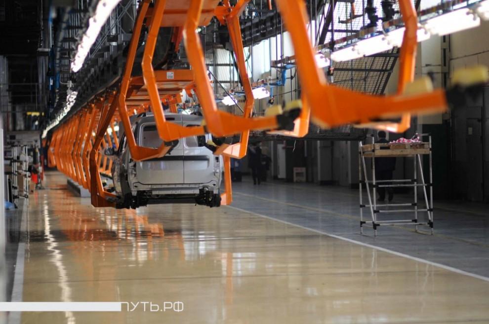 0418 990x657 Как Renault Nissan вляпался в русский автопром (фоторепортаж)