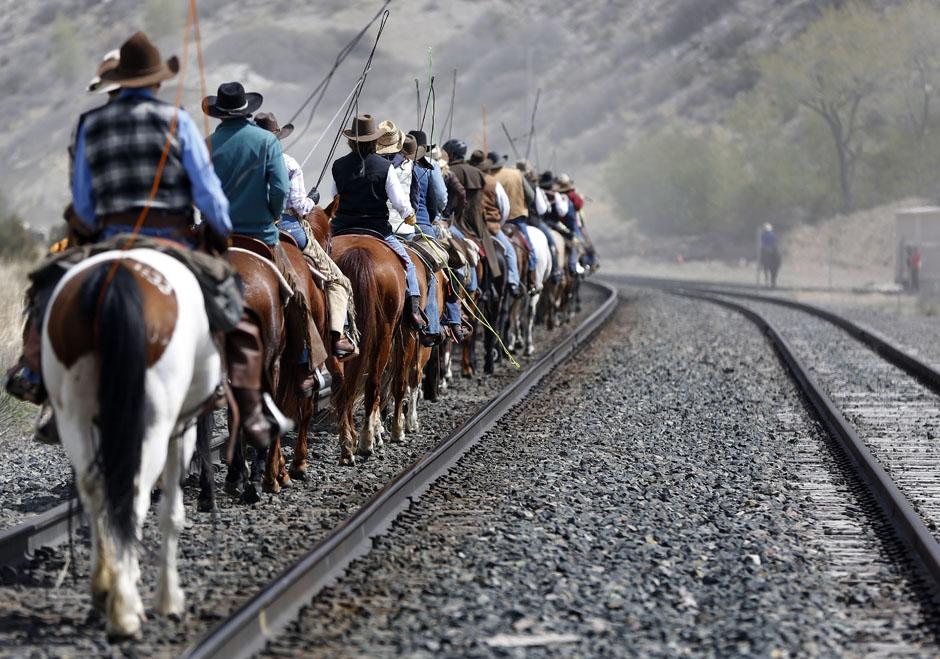 04Montanamontana horse011 Последние ковбои