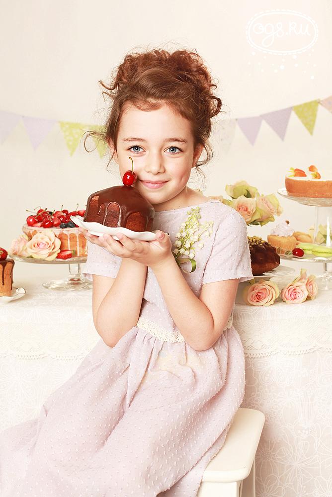 055 Детки конфетки в сладком фотопроекте Ольги Гужевниковой