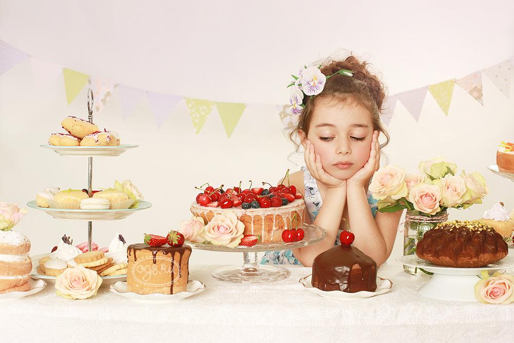 065 Детки конфетки в сладком фотопроекте Ольги Гужевниковой