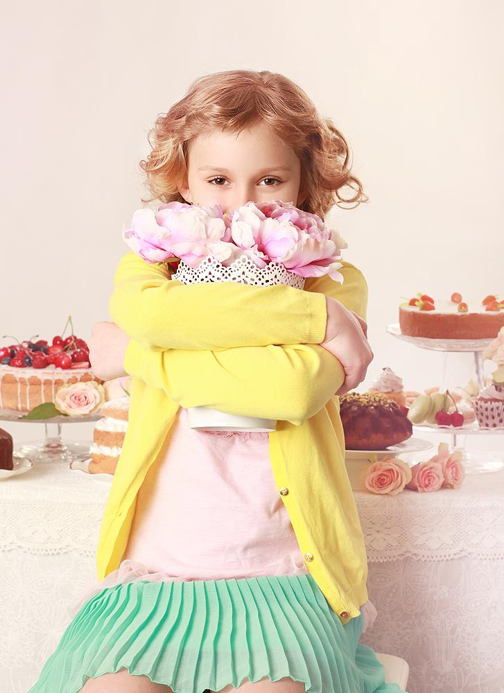 076 Детки конфетки в сладком фотопроекте Ольги Гужевниковой