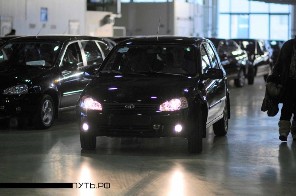 088 990x657 Как Renault Nissan вляпался в русский автопром (фоторепортаж)