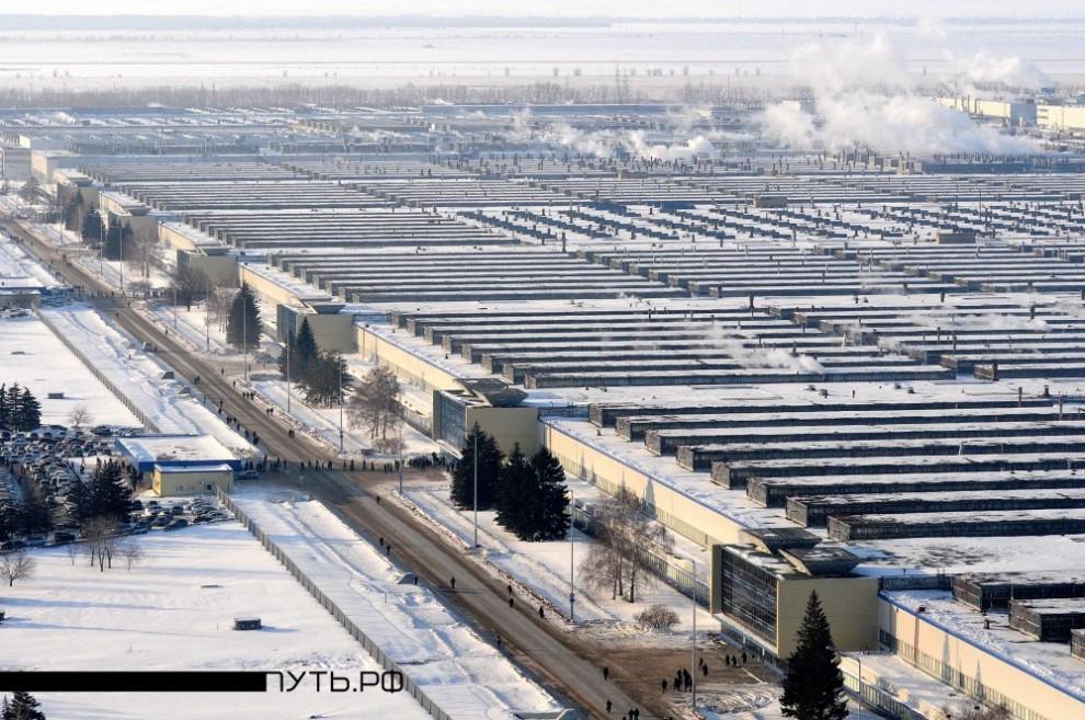 098 990x657 Как Renault Nissan вляпался в русский автопром (фоторепортаж)