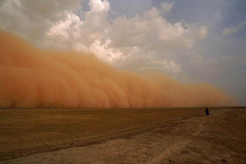 0 86d6c  Самум   песчаная буря