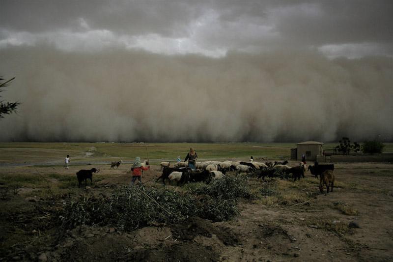 0 86d71  Самум   песчаная буря