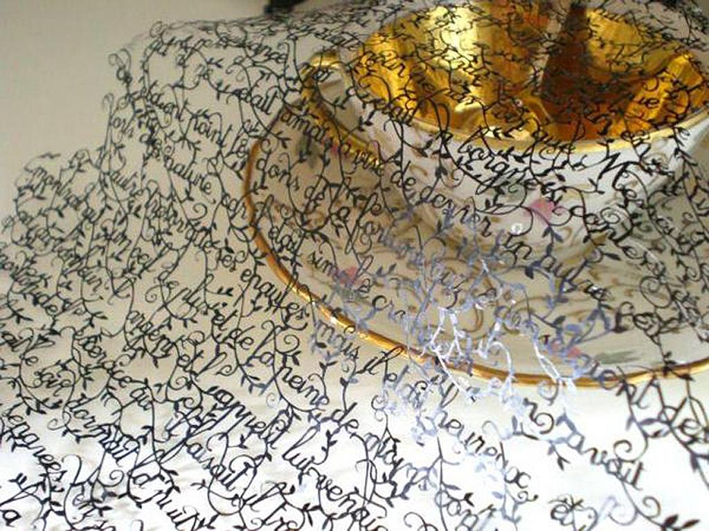 1 181 Бумажные кружева Хины Аоямы