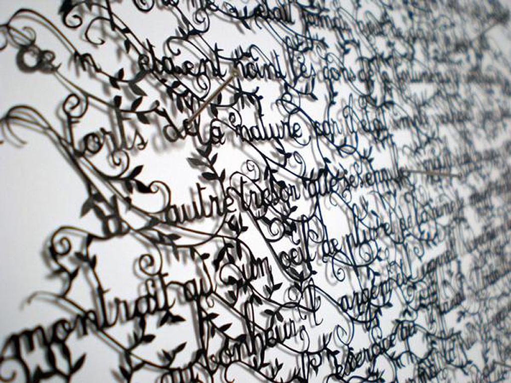 1 191 Бумажные кружева Хины Аоямы