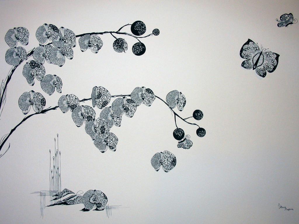 1 241 Бумажные кружева Хины Аоямы
