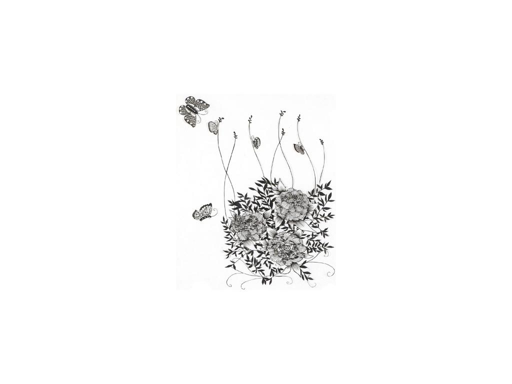 1 301 Бумажные кружева Хины Аоямы