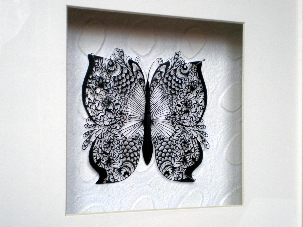 Paper Lace Hina Aoyama. کار این هنرمند خوش ذوق خیلی راحت به نظر می رسد و به چیزی جز قیچی و یک تکه...