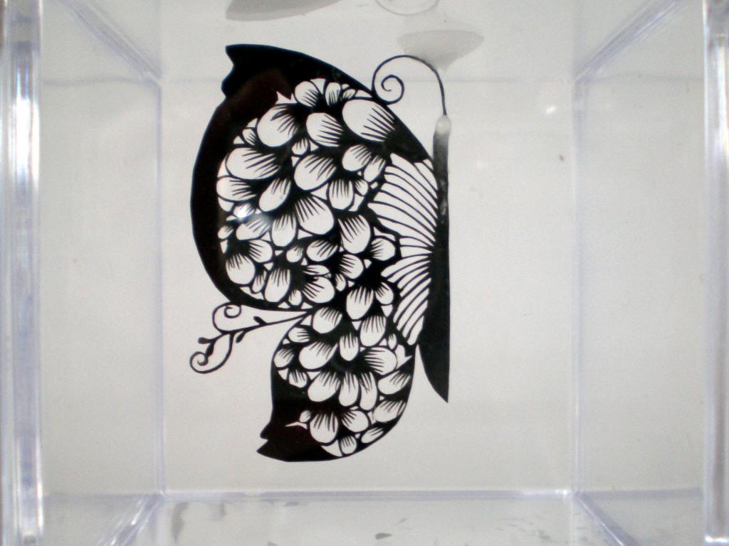 1 361 Бумажные кружева Хины Аоямы