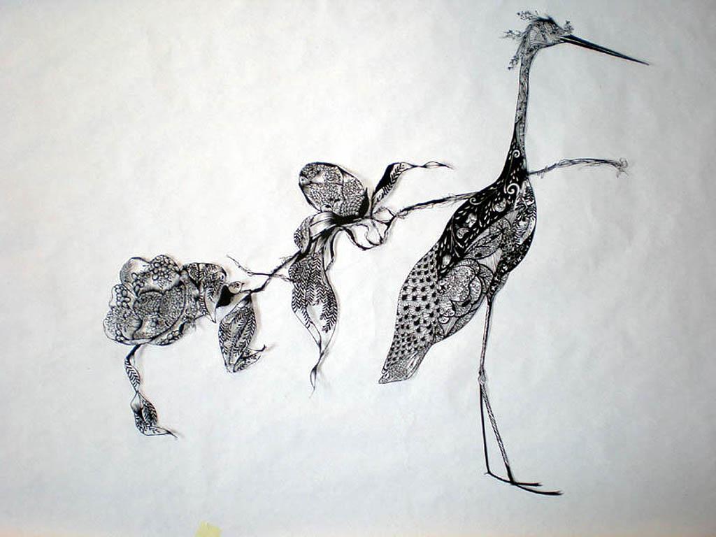 1 441 Бумажные кружева Хины Аоямы