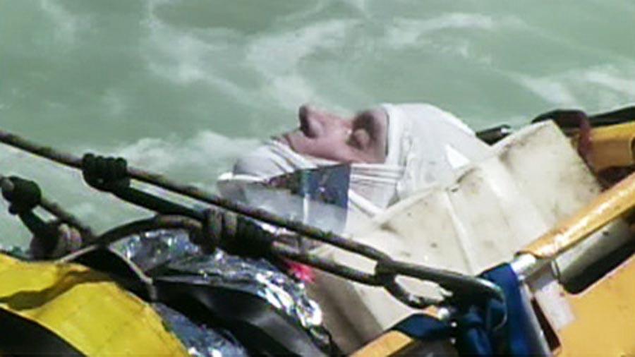 10065 Мужчина чудом выжил после прыжка в Ниагарский водопад