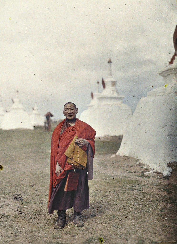 101 Глубокий феодализм в цвете: Российский протекторат Монголия в 1913