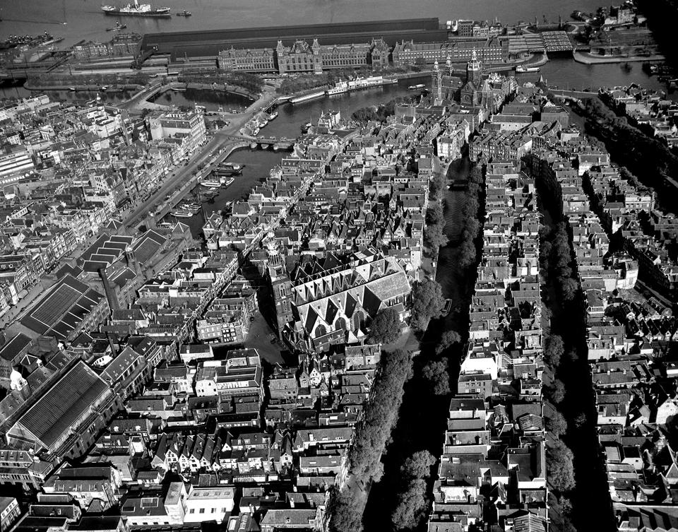 10113 Фотографии Нидерландов с воздуха