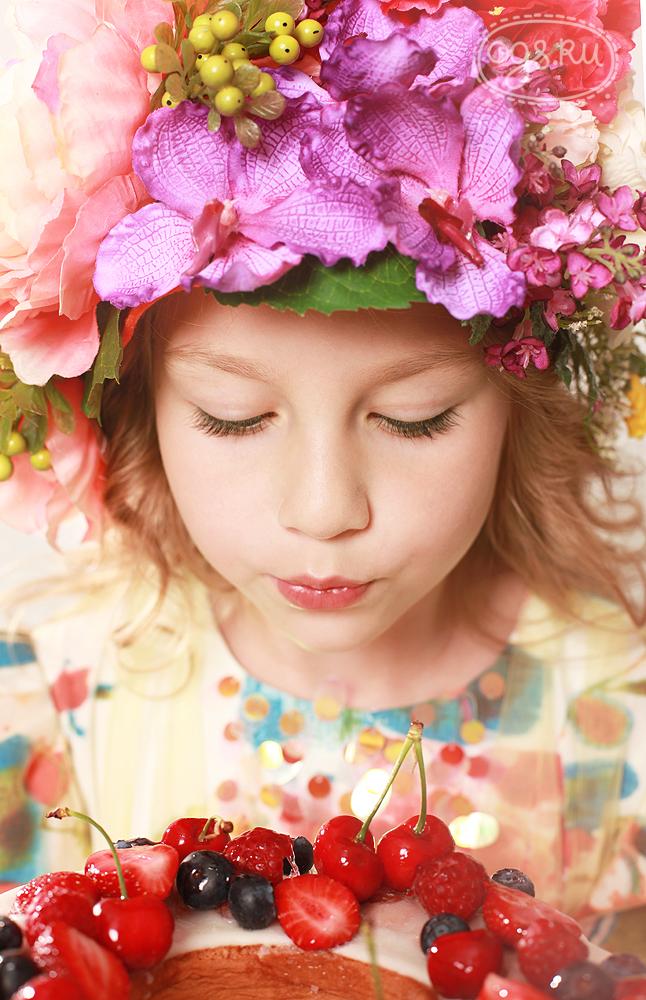 10132 Детки конфетки в сладком фотопроекте Ольги Гужевниковой