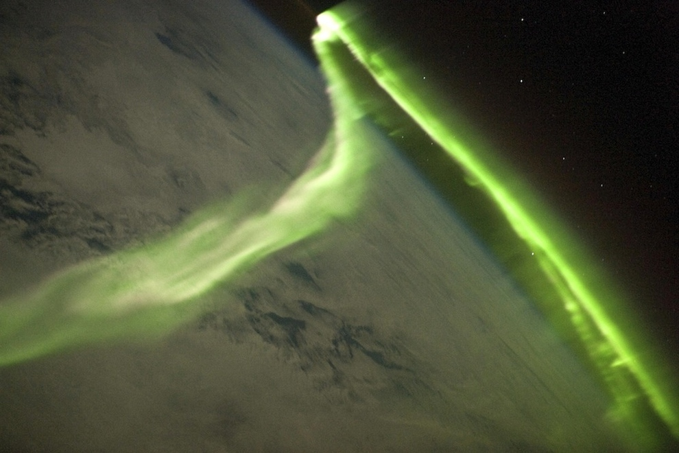 1014 Удивительные фото северного сияния