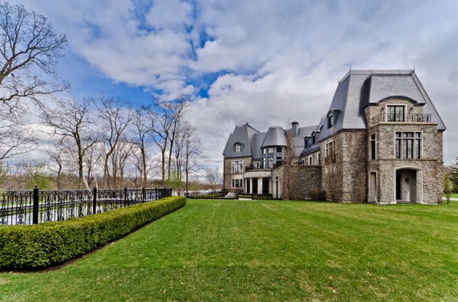 10144 Роскошное жилище Селин Дион – самый дорогой дом в провинции Квебек, Канада