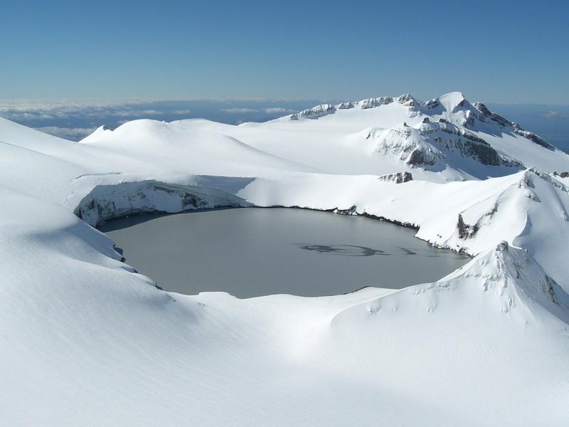 10158 15 кратерных озер