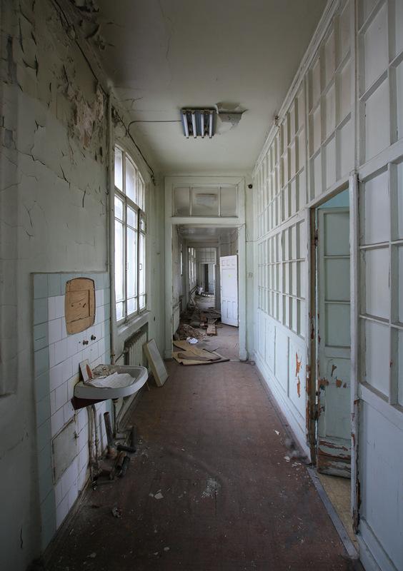 1029 Заброшенный родильный дом