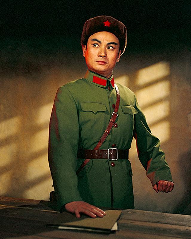 1032  Китайская коммунистическая опера