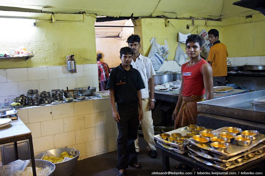 1044 Индийская кухня глазами иностранца