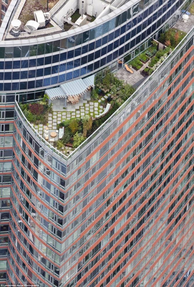 1045 670x990 Крыши Нью Йорка, какими вы их еще не видели