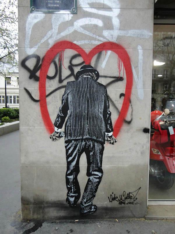 1064 Лучшие работы в жанре Стрит арт в апреле 2012