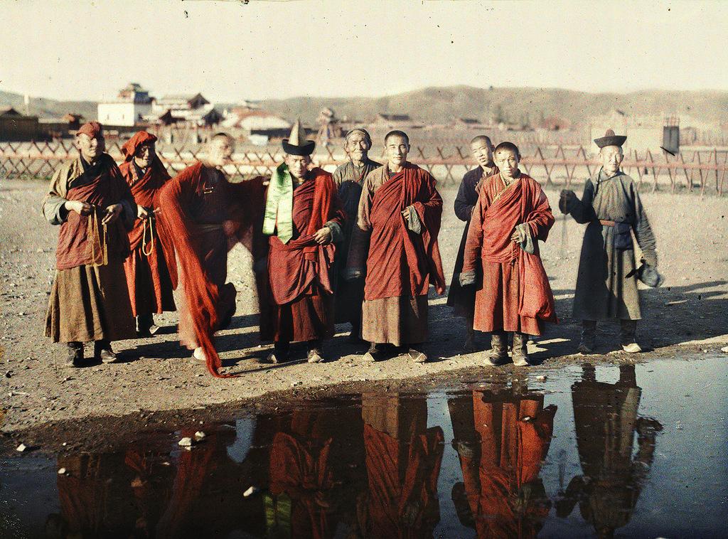 111 Глубокий феодализм в цвете: Российский протекторат Монголия в 1913