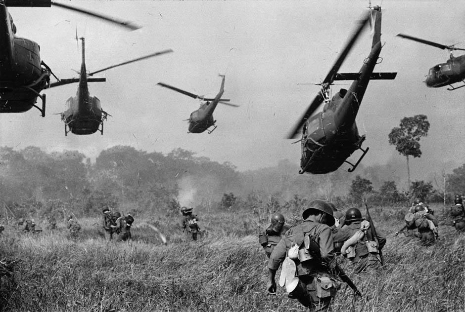 11136 Легендарный военный фотограф Хорст Фаас умер в возрасте 79 лет