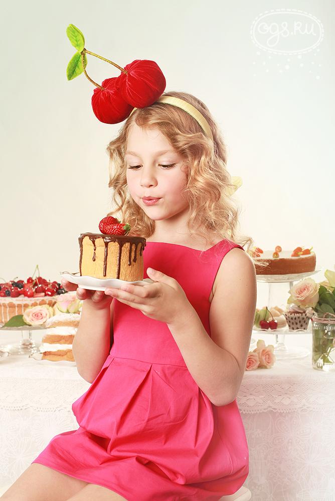 11166 Детки конфетки в сладком фотопроекте Ольги Гужевниковой