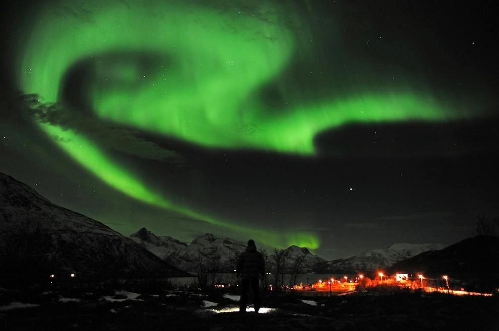 1117 Удивительные фото северного сияния