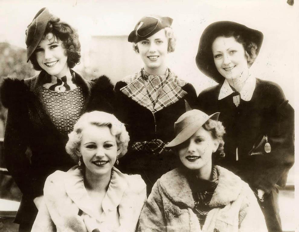 11188 Конкурсы красоты в Америке между двумя войнами   1924 1939 годы