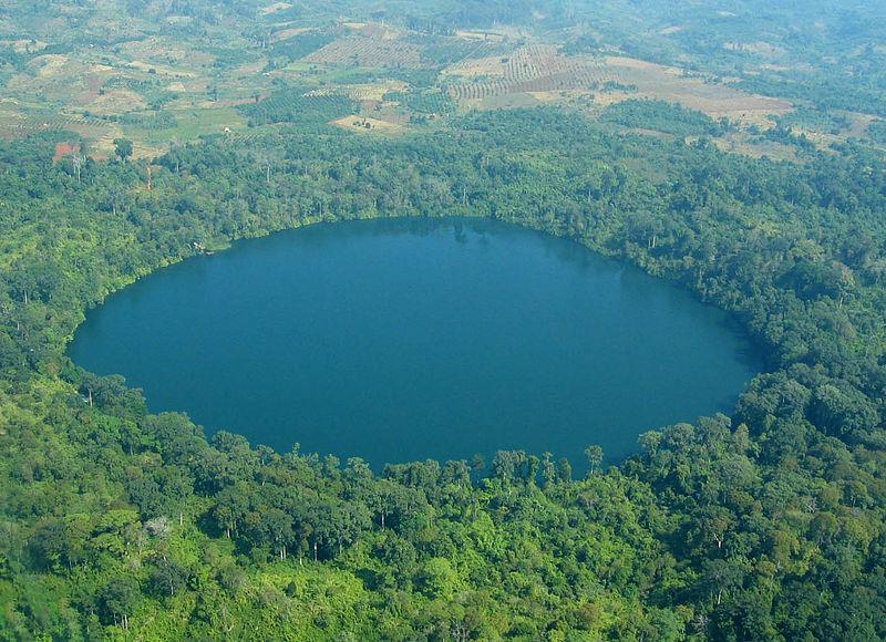 11191 15 кратерных озер