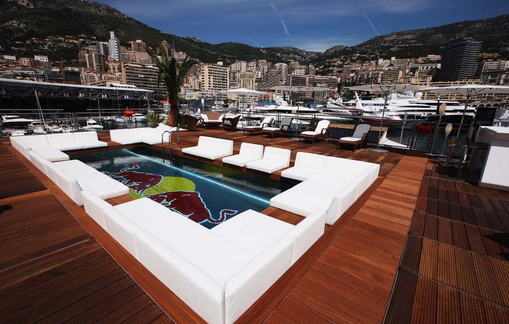 11201 За кадром 70 го Гран При Монако 2012: фоторепортаж