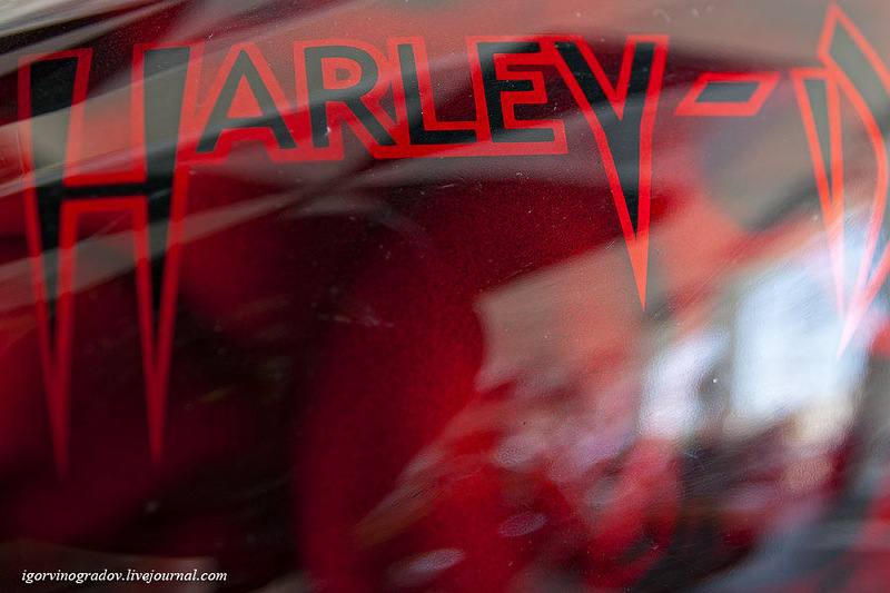 1129 Harley Davidson