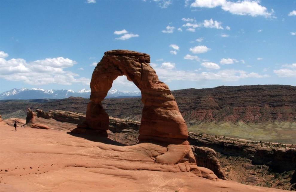 1131 Национальные парки США