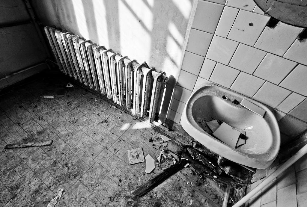 1132 Заброшенный родильный дом