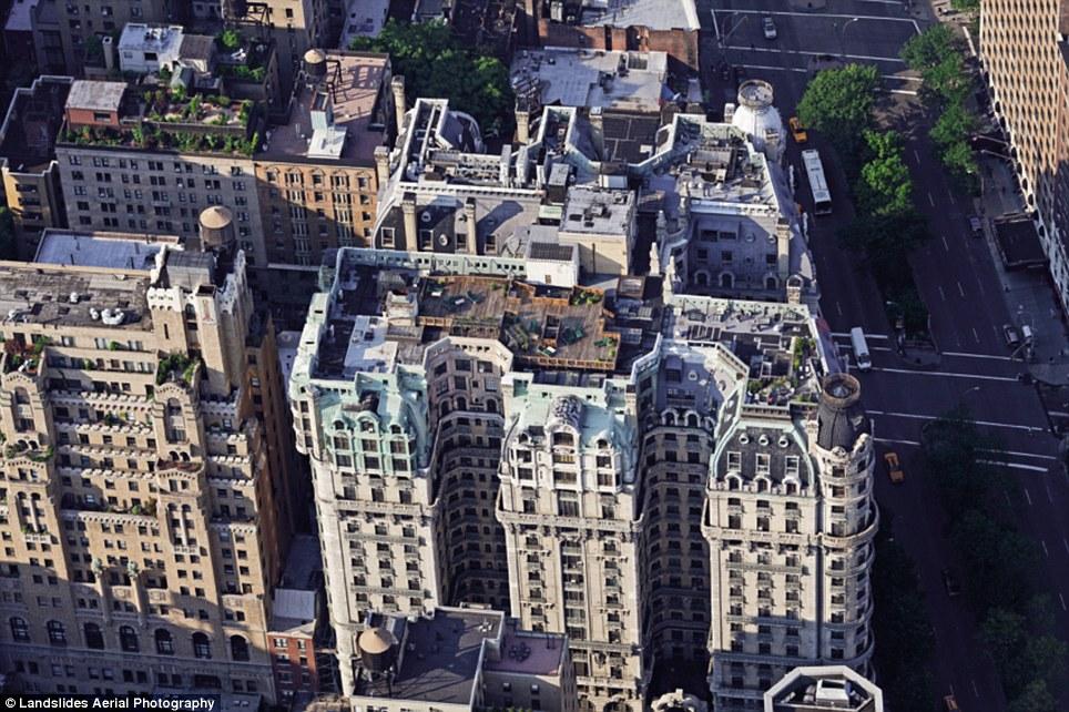1162 Крыши Нью Йорка, какими вы их еще не видели