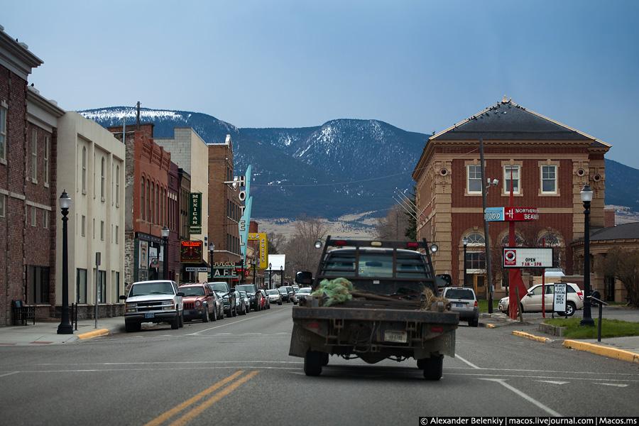 1171 Как работает маленький американский город