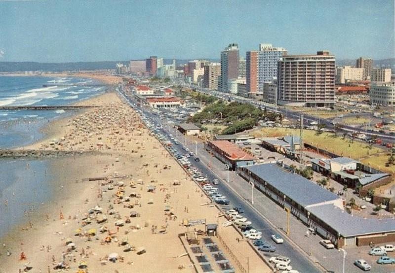 1189 Как изменились пляжи Южной Африки за 40 лет