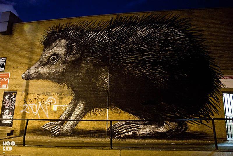 1201 Лучшие работы в жанре Стрит арт в апреле 2012