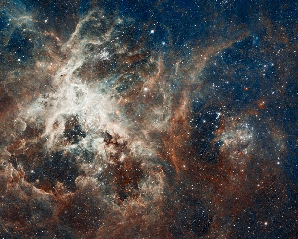 1207 Телескоп Хаббл: 22 года на орбите