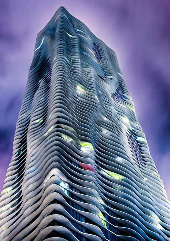 12116 Захватывающая дух архитектура на снимках Дэйва Уилсона