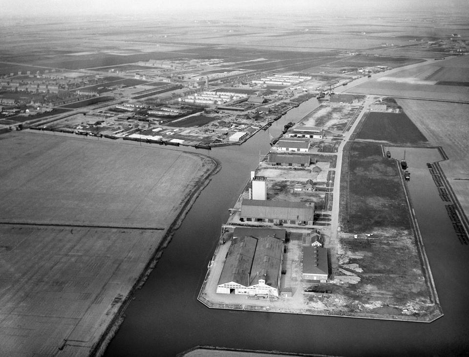 12123 Фотографии Нидерландов с воздуха