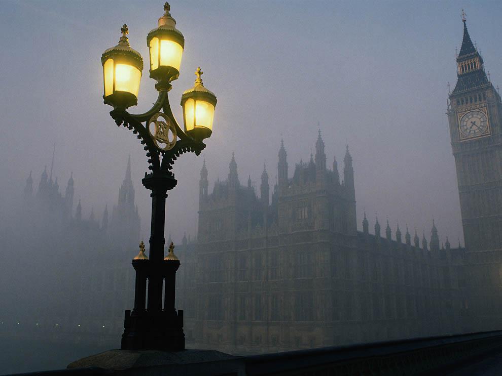 12144 Города окутанные туманом