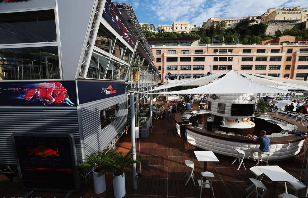 12174 За кадром 70 го Гран При Монако 2012: фоторепортаж