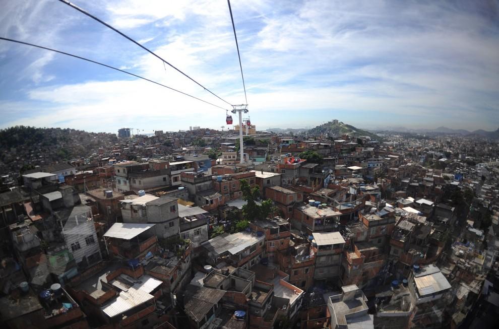 12184 О жизни в Бразилии