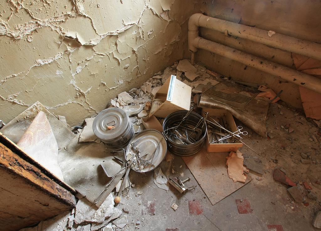 1227 Заброшенный родильный дом