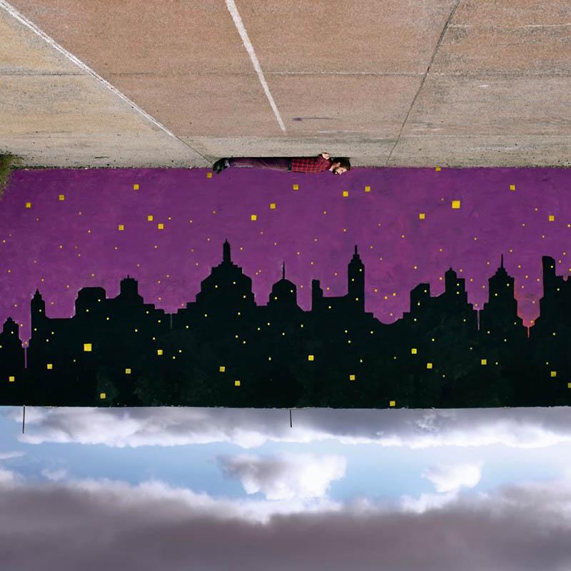 1259 Лучшие работы в жанре Стрит арт в апреле 2012